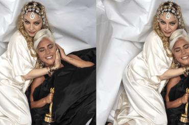 Lady Gaga e quella festa con Madonna e la collana di Colazione da Tiffany