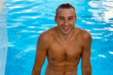 Matthew Mitcham, l'ex tuffatore olimpico nudo sui social – la foto