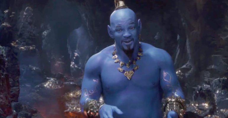 Aladdin, il full trailer del live-action Disney