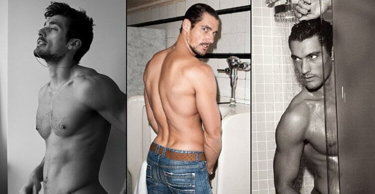 David Gandy compie 39 anni, la gallery hot celebrativa