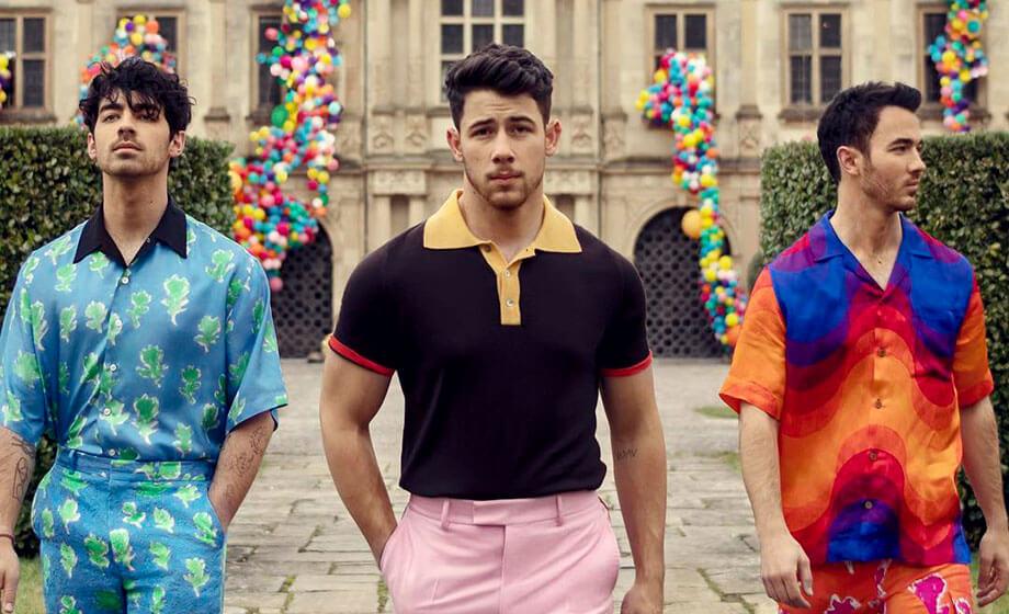 Ritorno all infanzia con i Jonas Brothers