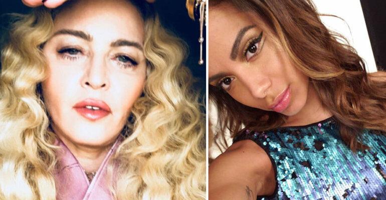 Madonna e Anitta canteranno Faz Gostoso, cover di  Blaya – VIDEO