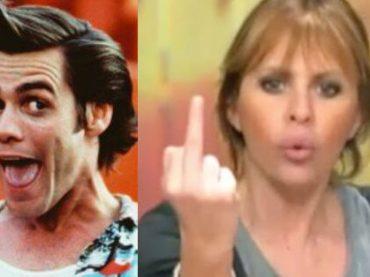Alessandra Mussolini vs. Jim Carrey, lo scontro social dell'anno
