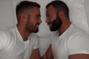 Alex Migliorini, l'ex tronista presenta il fidanzato sui social – foto