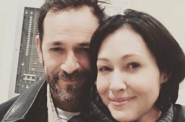 Shannen Doherty, il ricordo Instagram di Luke Perry: 'sono devastata, impossibile elaborarlo'