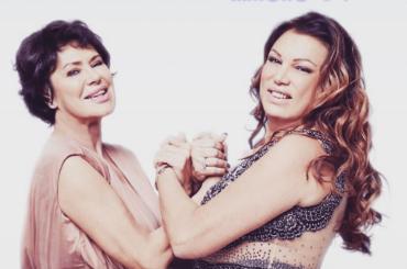 Serena Grandi e Corinne Clery, spettacolo di coppia a teatro