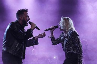 Emma Marrone e Antonino cantano SHALLOW (ma c'è chi critica e lei si incazza)- video