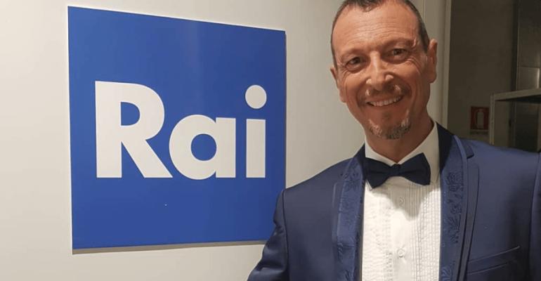 Sanremo 2020, Amadeus conduttore e Carlo Conti direttore artistico?