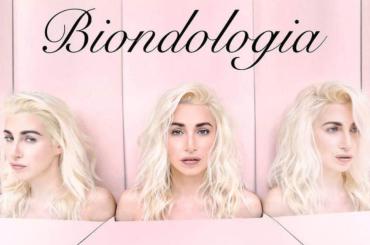 Biondologia, ecco il nuovo disco di Romina Falconi – audio