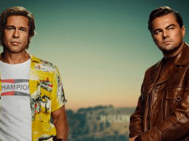 C'era una volta a Hollywood di Quentin Tarantino, ecco il primo poster