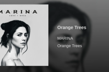 Orange Trees, nuova canzone per Marina (ex The Diamonds) – audio