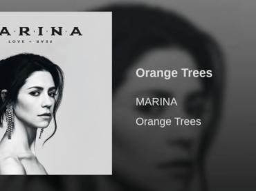 Orange Trees, nuova canzone per Marina (ex The Diamonds) – audio