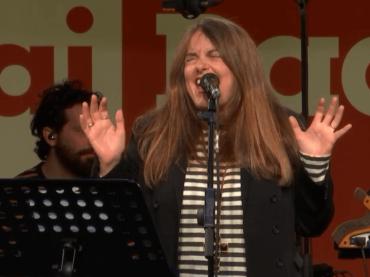 Nada in concerto per Radio2 Live, il video completo