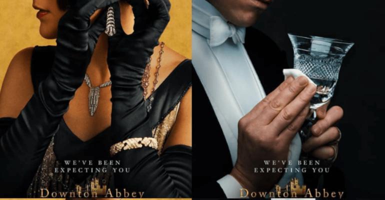 Downton Abbey, il film – i primi 4 poster italiani