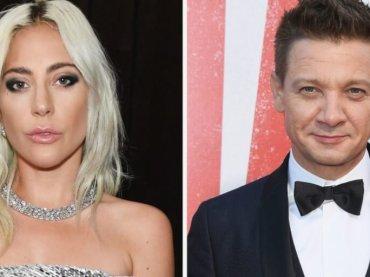Lady Gaga esce con Jeremy Renner?