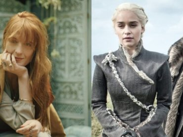 "Game of Thrones 8, Florence + the Machine canta ""Jenny of Oldstones"" – video"