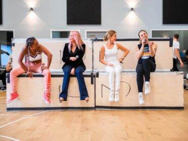 Spice Girls, prima foto ufficiale dal tour