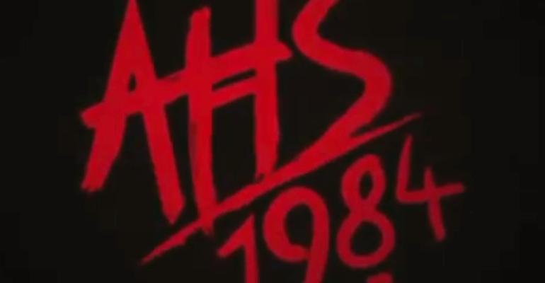 American Horror Story 1984, primo teaser dalla nona stagione – video