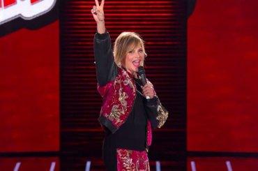 """The Voice, parla Simona Ventura: """"l'abbiamo stravolto, bello tornare in Rai"""""""