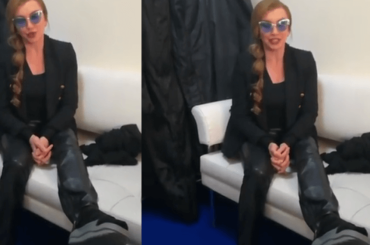 """Ballando 2019, Milly Carlucci si è fratturata il piede: """"si va avanti con una gamba sola"""""""