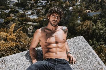Ignazio Moser, è pacco dal COACHELLA 2019 – la foto social