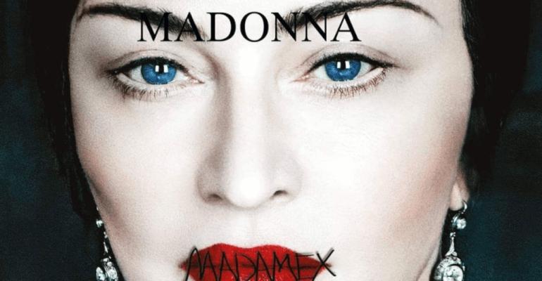 Madame X di Madonna, ecco la cover della versione standard