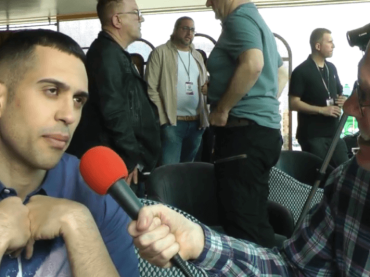 Mahmood e l'intervista in inglese, il video COMPLETO