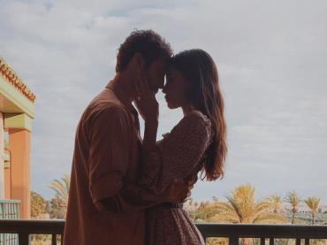 Belen e  Stefano De Martino, ecco la foto che sancisce l'amore ritrovato