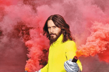 JARED LETO mostra i muscoli, il video social