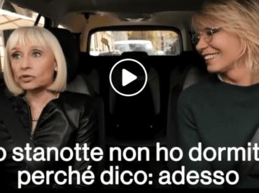 A raccontare comincia Tu, ecco gli spot con Maria De Filippi e Raffaella Carrà – video