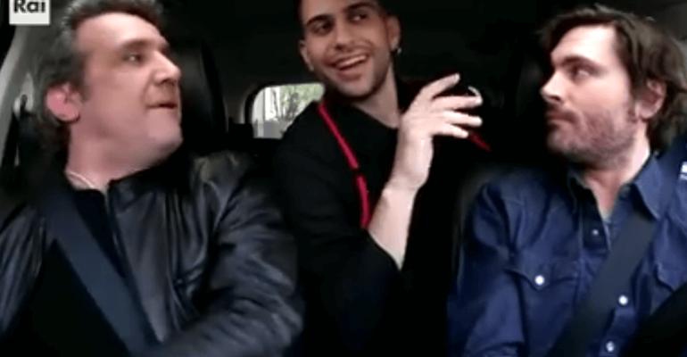 Eurovision 2019, lo spot Rai con Mahmood,  Flavio Insinna e Federico Russo – video