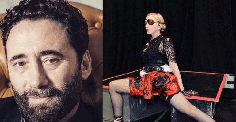 Federico Zampaglione vs. Madonna, scoppia la bufera e lui si difende: 'mi hanno CLONATO il profilo'