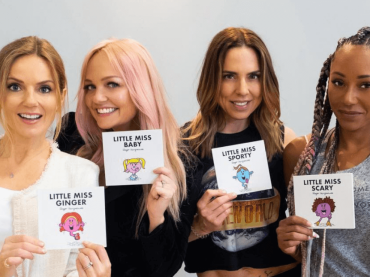 Le Spice Girls diventano personaggi animati di  Mr. Men & Little Misses  – foto