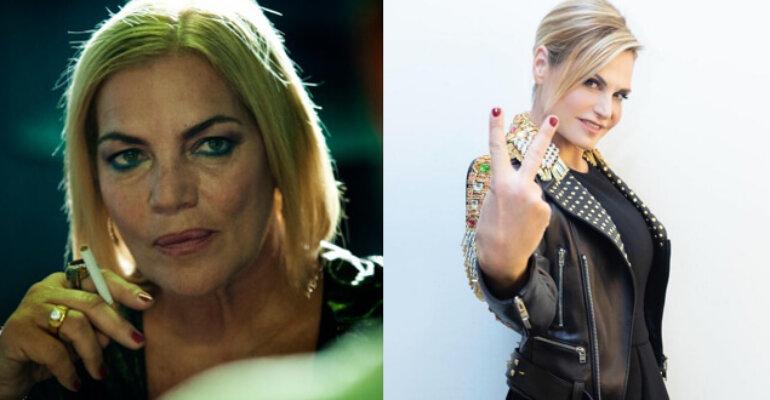 The Voice: Simona Ventura come Gomorra, l'esilarante clip parodia