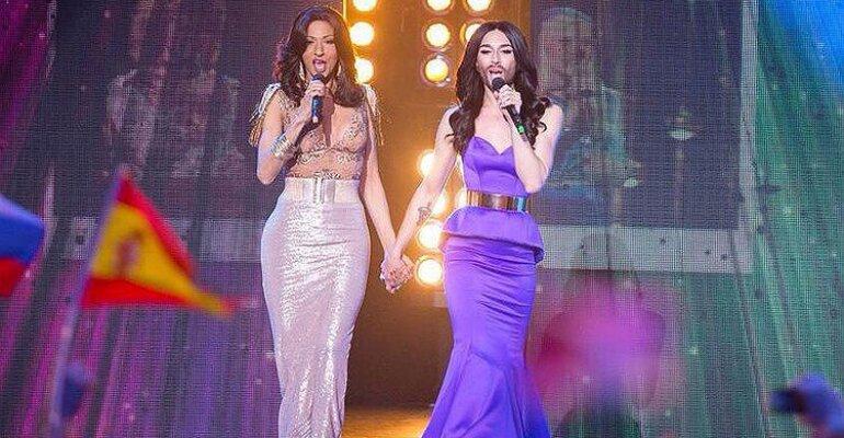 Eurovision 2019, ci saranno anche Gal Godot, Conchita Wurst e Dana International