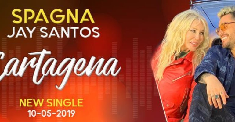Cartagena di Ivana Spagna, nuova preview audio