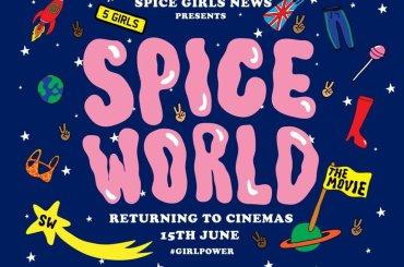 Spice World, il film torna al cinema