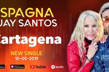Cartagena, ecco il singolo estivo di Ivana Spagna (feat. Jay Santos) – AUDIO