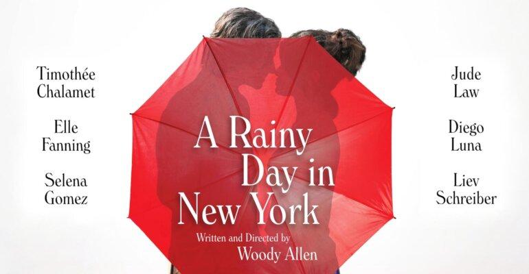 A Rainy Day in New York di Woody Allen, finalmente il primo trailer del film con Timothée Chalamet
