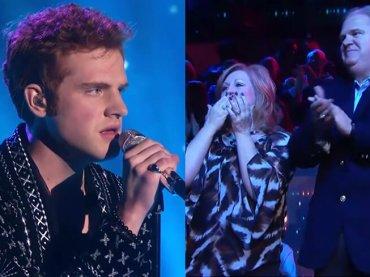 American Idol, cantante gay canta i Queen davanti ai genitori che non l'hanno mai accettato – video