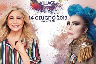 Padova Pride Village 2019, apertura con Loredana Bertè e Mara Venier madrina