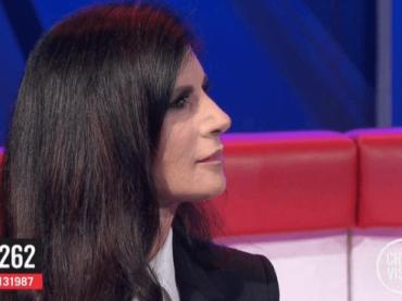 Pamela Prati a Chi l'ha Visto, ma Federica Sciarelli non la fa neanche parlare