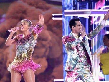 Taylor Swift, ecco il primo live di ME con Brendon Urie dai Billboard Music Awards – VIDEO