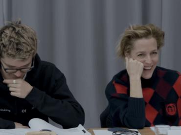 Sex Education 2, il cast  legge per la prima volta il copione – video