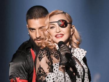 Madonna, ecco il primo live di Medellin dai Billboard Music Awards  – VIDEO