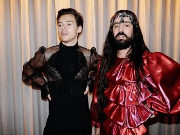 Met Gala 2019, Harry Styles oltre il metrosexual – le foto