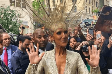 Met Gala 2019, Celine Dion illumina il red carpet – foto