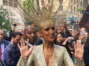 Met Gala 2019, Celine Dion illumina il red carpet – foto