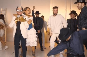 Dolceamaro, il video ufficiale di Cristiano Malgioglio feat. Barbara d'Urso