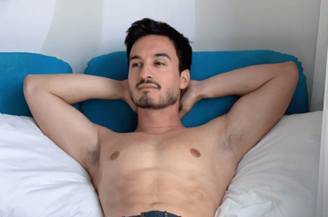 Bryan Silva sesso gay